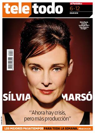 S�lvia Mars�, una actriz con solera en 'Gran Reserva. El origen'