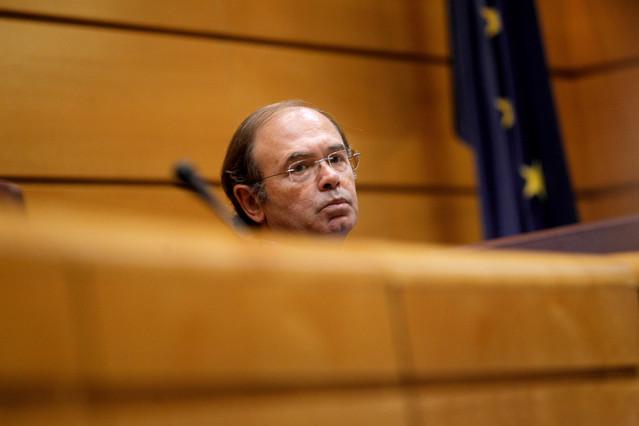García-Escudero admitió ante el juez que no declaró a Hacienda el préstamo que le hizo el PP