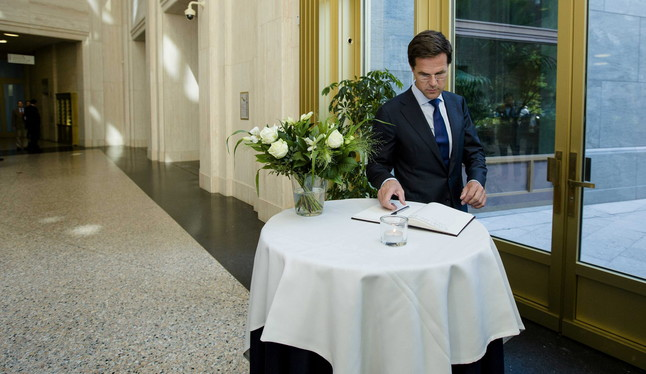 Holanda no descansar hasta que quien derrib el mh 17 sea juzgado - Consulado holandes barcelona ...