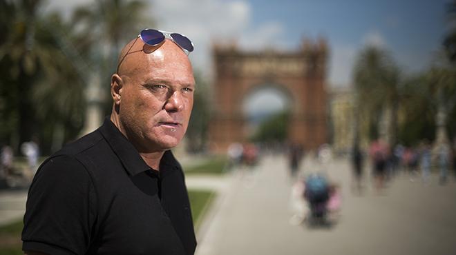 Ramón María Calderé, técnico de la UE Olot