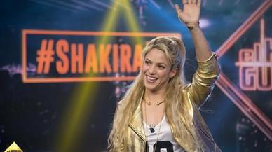 Audiencias: 'El hormiguero' lidera con Shakira