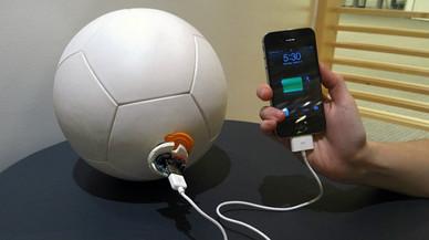Soccket Ball, la pelota que ilumina