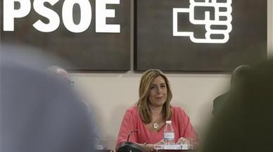 La crisi del PSOE dóna ales als crítics amb Susana Díaz a Andalusia