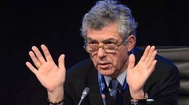 Villar es queda sense suports i retira la seva candidatura a la presidència de la UEFA