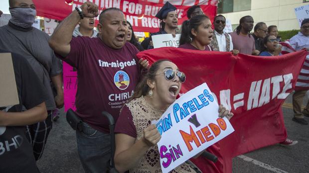 Trump obre la porta a deportar 800.000 'dreamers'