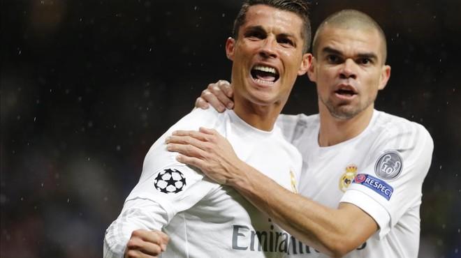 Cristiano Ronaldo, un 'marcià superstar'