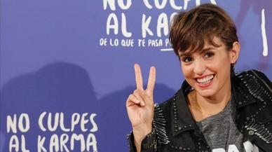 """Verónica Echegui: """"Riure's d'un mateix és símptoma d'intel·ligència"""""""