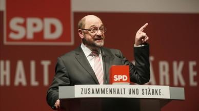L''efecte Schulz' fa reviure els socialdemòcrates alemanys