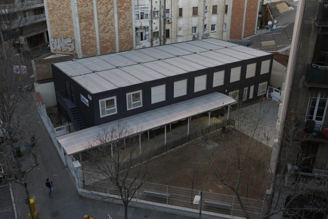 Exterior del Instituto Viladomat.