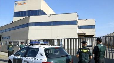 La Guàrdia Civil registra una empresa de Constantí que imprimeix presumptament material de l'1-O