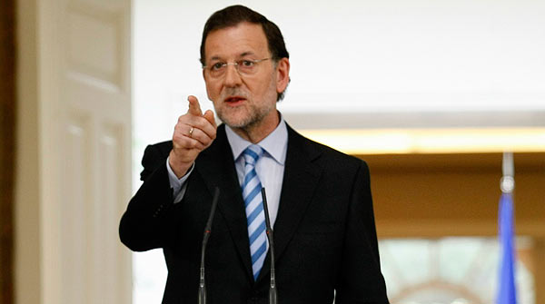 Mariano Rajoy viajar esta tarde a Polonia para ver el ftbol