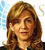 La infanta Cristina cobró 12.671 euros de la 'trama Nóos'
