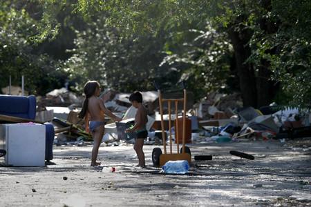 El barrio de Madrid donde vivía Shakira, la niña con cáncer.