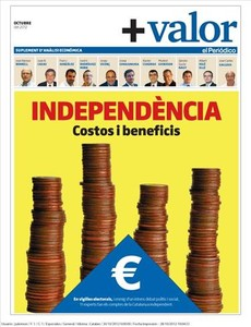 Portada del suplemento +Valor de este martes