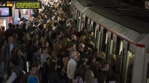 jgblanco38167740 barcelona 24 04 2017 convocatoria de huelga en el metro entr170424113934