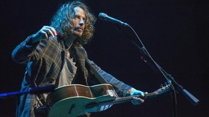 Chris Cornell, en su última visita a Barcelona, en abril del 2016 en el Liceu.