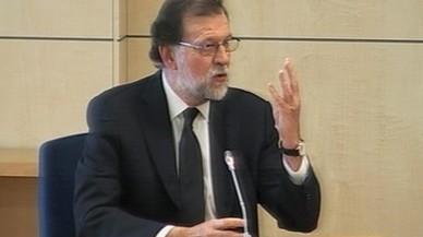 Rajoy, testimoni de la 'Gürtel'