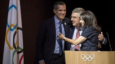 Los Ángeles organizará los Juegos Olímpicos del 2028