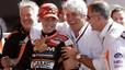 Aleix Espargaró aconsegueix la primera 'pole' de la seva vida en el seu GP número 150