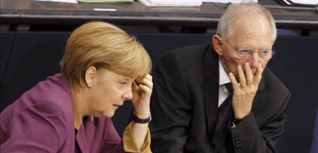 El Bundestag aprueba la nueva ayuda a Grecia por amplia mayor�a