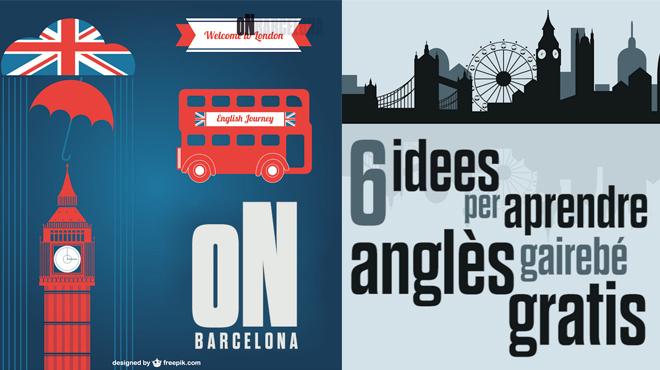 On Barcelona - Aprendre Anglès (Català)