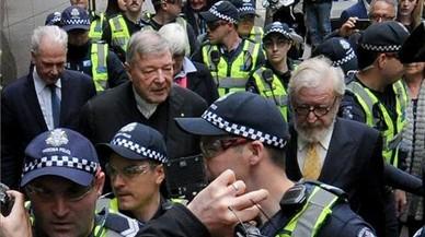 La justicia australiana cerca al cardenal Pell por pederastia