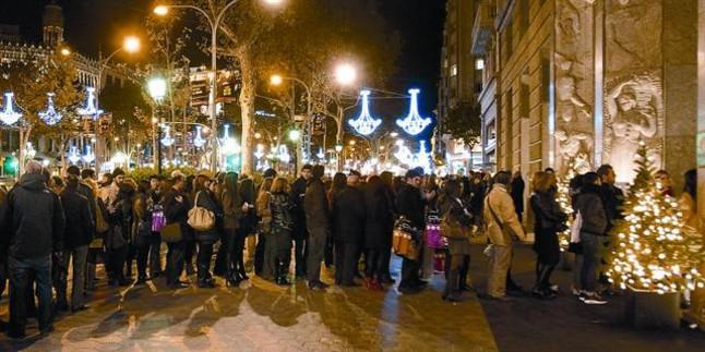 La Shopping Night dobla participantes para animar venta y ambiente en BCN