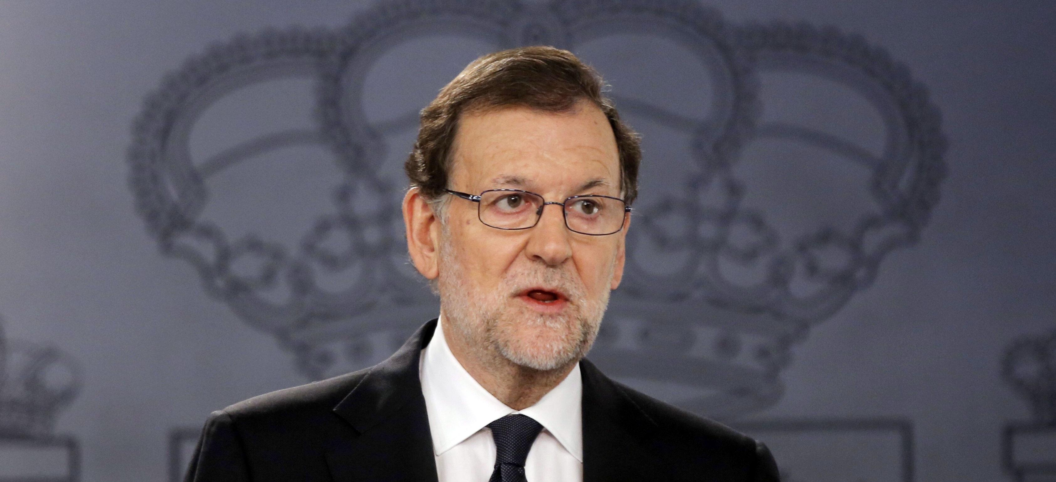 DIRECTO   Rajoy acepta el encargo del Rey para someterse a la investidura