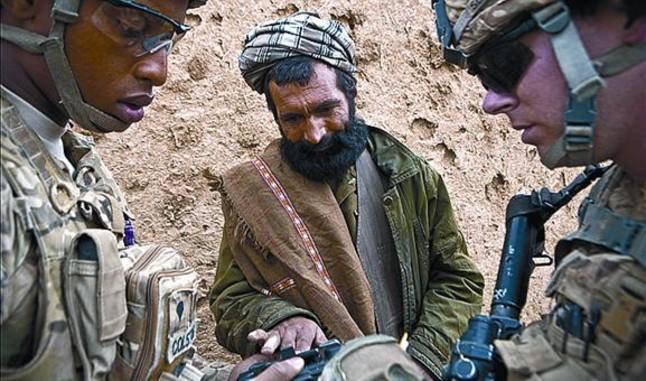 La OTAN estudia dejar en Afganist�n entre 8.000 y 12.000 soldados