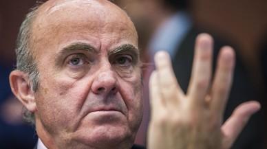 Guindos argumenta razones económicas para impedir la independencia de Catalunya