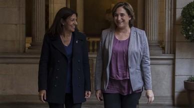 """Colau, partidària d'eleccions però sense l'""""amenaça"""" del 155 i de la DUI"""