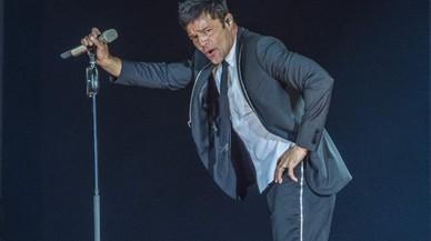 Ricky Martin, llatí i atemporal