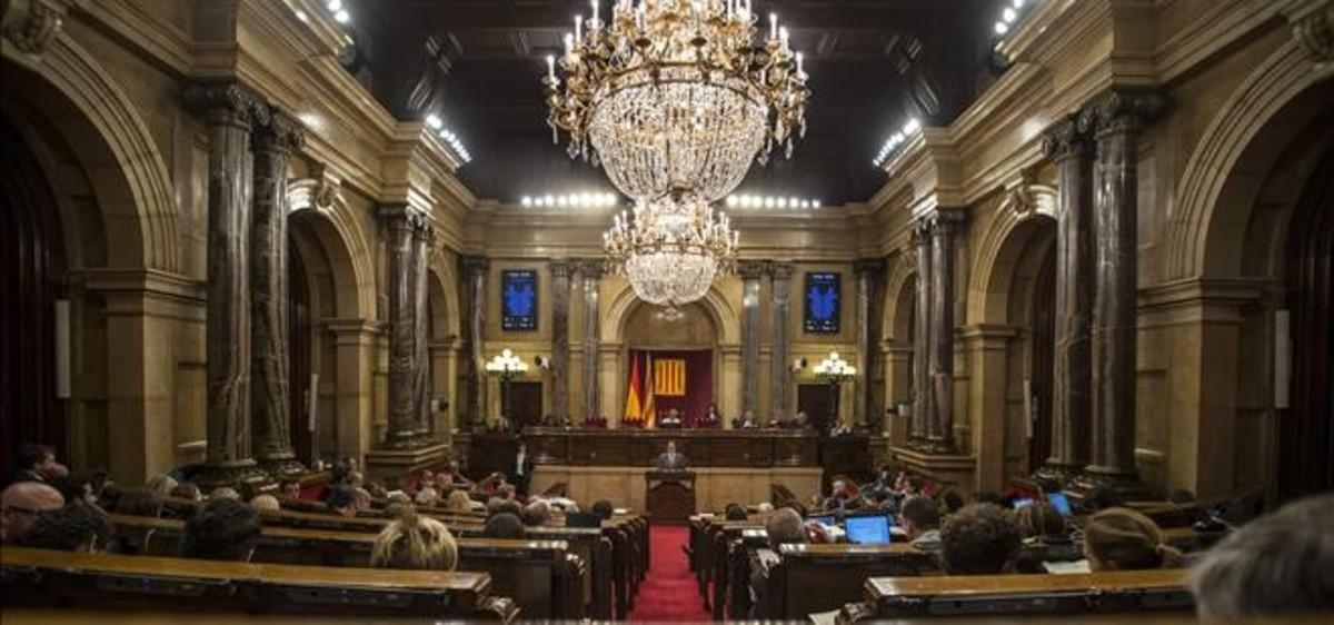 �Qu� consecuencias legales podr�a tener la votaci�n sobre el proceso constituyente en el Parlament?