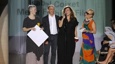 Isabel Coixet entrega el premio al Mejor Fashion Film de IED BCN
