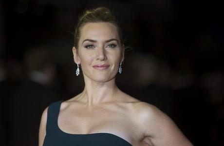 La actrix Kate Winslet posa en el estreno de 'Steve Jobs', en Londres el pasado 18 de octubre.