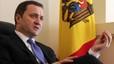 Detingut l'ex primer ministre de Moldàvia per apropiar-se 1.000 milions d'euros