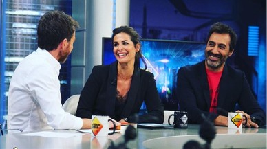 """Nuria Roca i Juan del Val demanen """"respecte"""" com a parella oberta"""