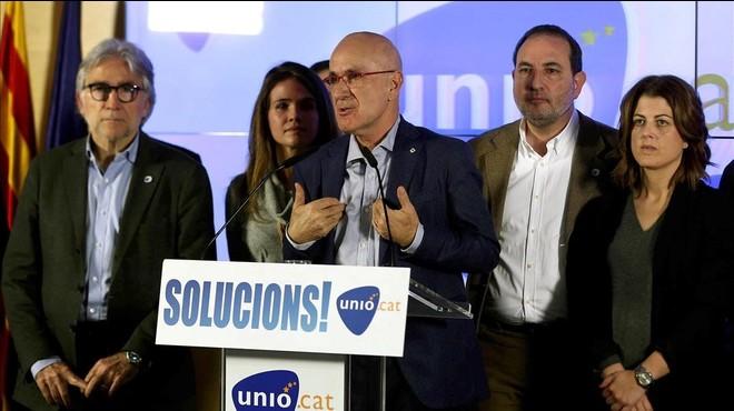 Duran no aconsegueix escó i deixa Unió a prop de la desaparició