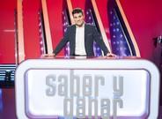 Luis Larrodera, en el plat� de 'Saber y ganar'. �