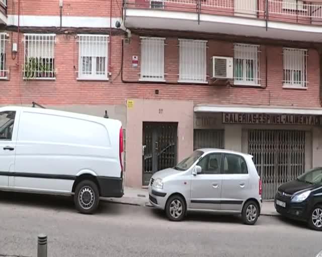 Una dona mor estrangulada pel seu marit a Madrid
