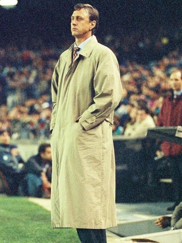 Cruyff, el 'Big Bang' del Barça