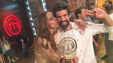Miguel Ángel Muñoz, guanyador de 'Masterchef Celebrity'