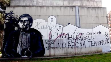 Sabadell rinde homenaje al periodista Xavier Vinader