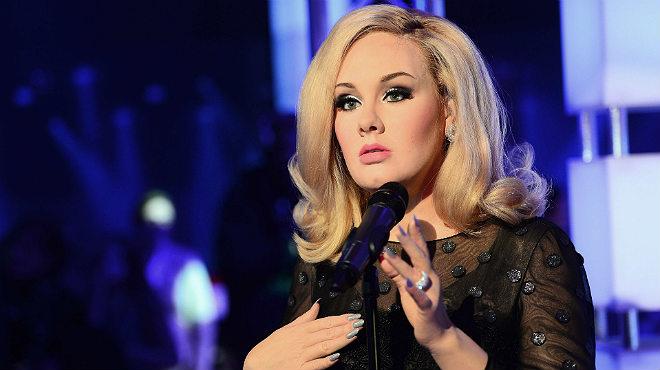 El retorn d'Adele