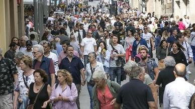 El Govern eleva el crecimiento catalán al 2,9%