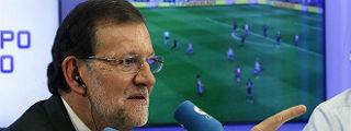 Rajoy, comentarista en la COPE...