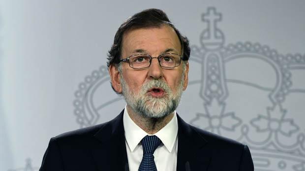 """Rajoy presumeix d'haver defensat l'Estat d'un """"atac greu"""""""