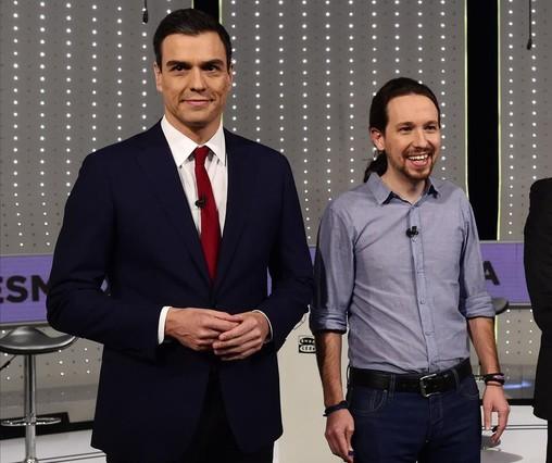 Iglesias solo apoyar� a S�nchez si Podemos est� en el Gobierno
