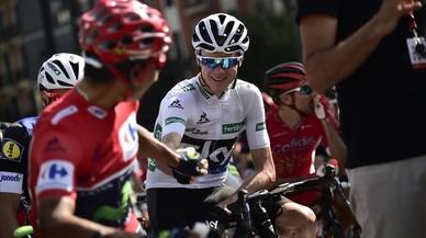 La Vuelta es vesteix de Tour a l'Aubisque