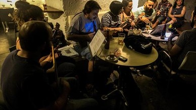 Los amantes del ukelele